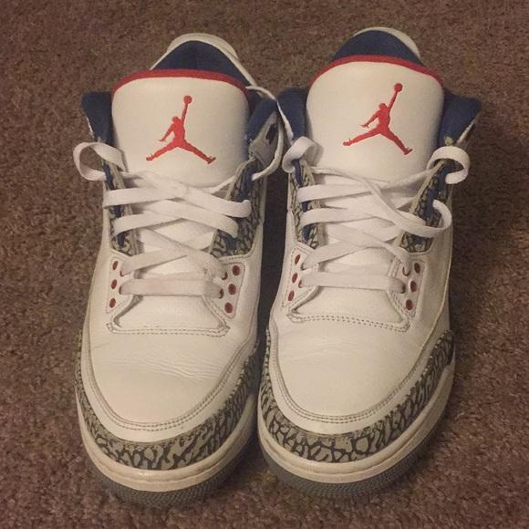 f395cacd980370 Air Jordan Other - Jordan 3s true blue